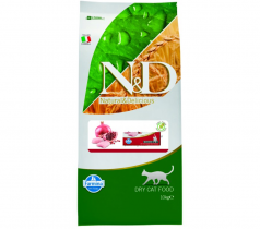 N&D Grain Free KITTEN Chicken & Pomegranate 10kg