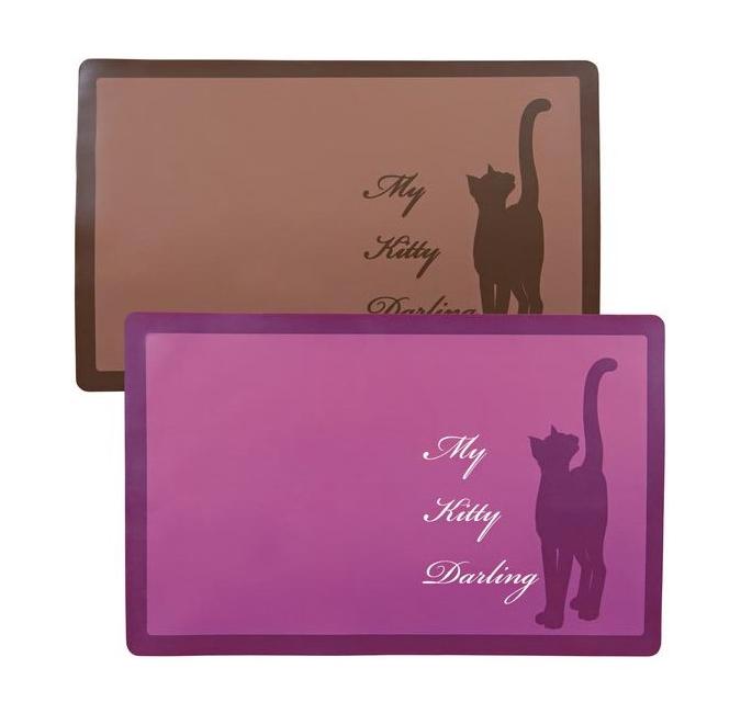 Prostírání pro kočky My Kitty Darling 44x28cm Trixie