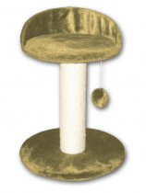 Škrábadlo AIDA pískové 35x54cm