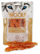 WOOLF POCHOUTKA CHICKEN JERKY BARS 100G
