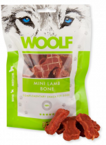 WOOLF POCHOUTKA MINI LAMB BONE 100G